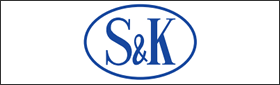 S&Kエンドミル